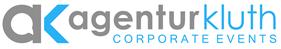 agenturkluth -Eventagentur Logo